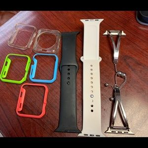 Other - Apple Watch 42mm accessories